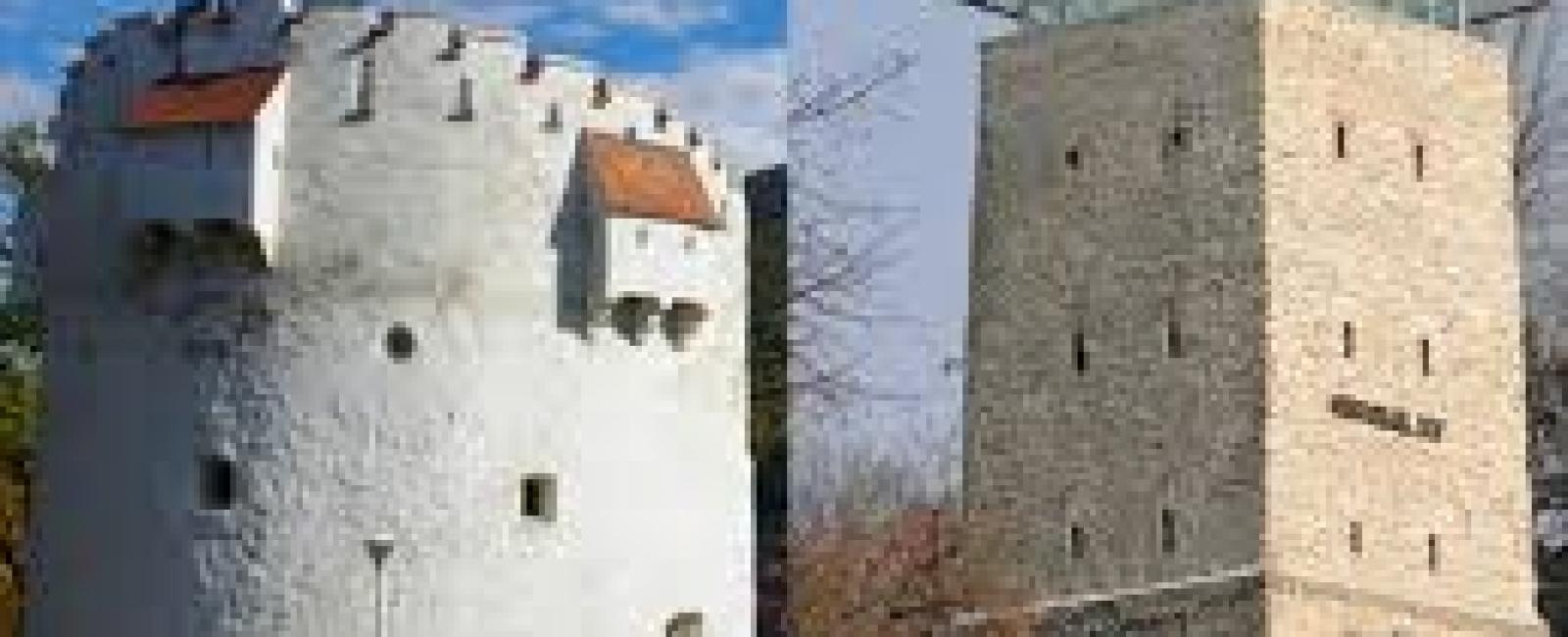 Turnul Alb si Turnul Negru